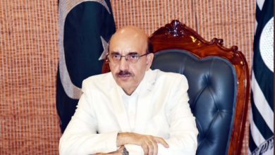 Photo of Voices for justice cannot be silenced through oppression: Masood Khan