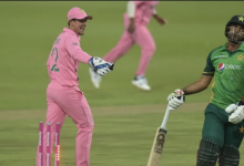 Photo of Fakhar Zaman's deceptive run out causes controversy