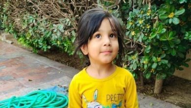 Photo of 3-year-old little Hareem raped and murdered in Kohat: When will we say NO? (Opinion)