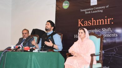 Photo of India involved in systematic economic strangulation of Kashmiris: Shehryar Afridi