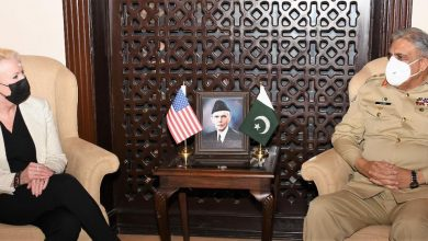 Photo of US Charge d' Affairs calls on COAS General Bajwa