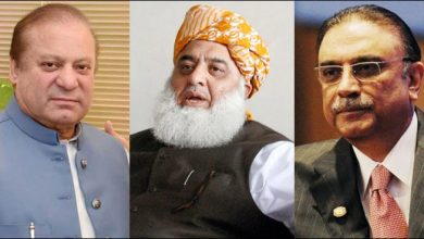 Photo of Nawaz, Zardari contact Maulana Fazlur Rehman to inquire about his health