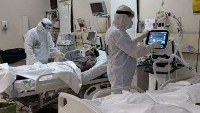 Photo of Ventilator occupancy reaches 90pc in Lahore's public hospitals