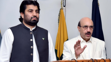 Photo of No peace, security in the region without Kashmir resolution: Masood Khan