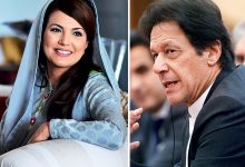 Photo of Reham Khan calls out PM Khan on misogynistic comments about rape