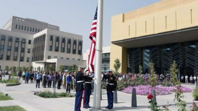 Photo of US orders embassy staff to leave Kabul due to threats