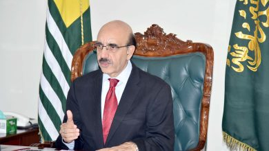 Photo of Lethality of viruses no less than bio-weapons: AJK president