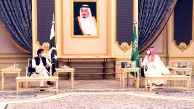Photo of Imran Khan, Saudi Crown Prince hold delegation-level talks