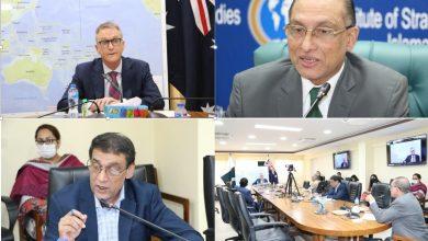 Photo of Institute of Strategic Studies organises a Public Talk at its Ambassador's Platform