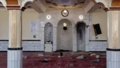 Photo of 12 dead after Kabul mosque blast