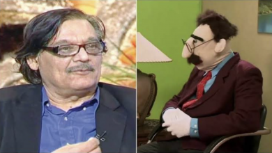 Photo of Legendary Puppeteer 'Uncle Sargam' dies at age of 76