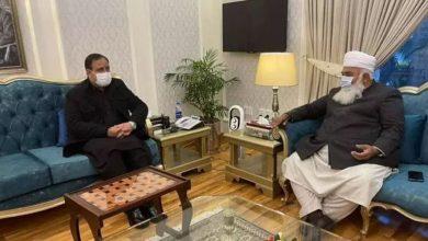 Photo of Rebel PML-N MPA Jalil Sharaqpuri meets CM Buzdar