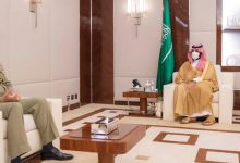 Photo of COAS General Bajwa meets Saudi Crown Prince Salman