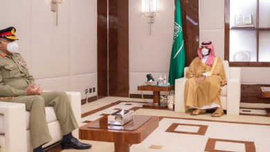 Photo of COAS General Bajwa meets Saudi Crown Prince Salman