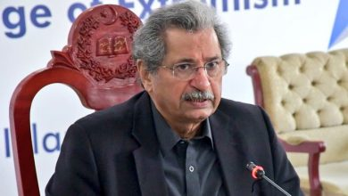 Photo of Examinations will continue as per schedule across country except Sindh: Shafqat Mahmood