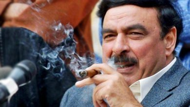 Photo of Shahbaz Sharif's name not yet placed on ECL, says Sheikh Rasheed