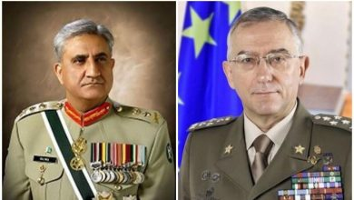 Photo of COAS, EU Military Committee chairman discuss matters of mutual interests