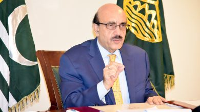 Photo of Environment, biodiversity, the livelihood of people in IOJK is under attack: AJK President