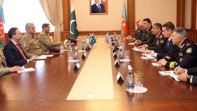 Photo of COAS General Bajwa calls on Azerbaijan President