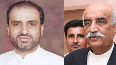 Photo of NAB arrests PPP leader Khursheed Shah's son Farrukh Shah