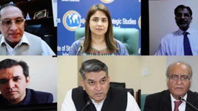 Photo of Institute of Strategic Studies organises panel discussion on 'China-Iran Deal: Prospects for Pakistan'