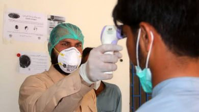 Photo of Pakistan's coronavirus positivity ratio drops to 3.40 per cent