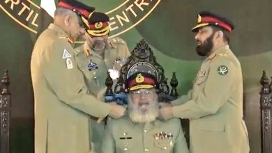 Photo of COAS General Bajwa appoints Lt-Gen Aziz as Col Commandant Artillery Corps