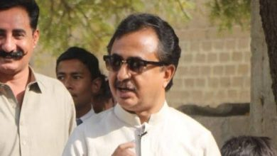 Photo of Goons from Bilawal House were brought in Sindh Assembly to terrorize PTI MPAs: Haleem Adil