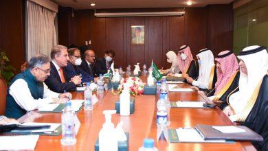 Photo of Pakistan, Saudi Arabia agree to further improve bilateral ties in diverse areas