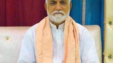 Photo of Veteran scholar Dr Khizar Hayyat Noshahi Passes away