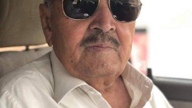 Photo of Thari lawmaker Inayatullah Rahimoon passes away