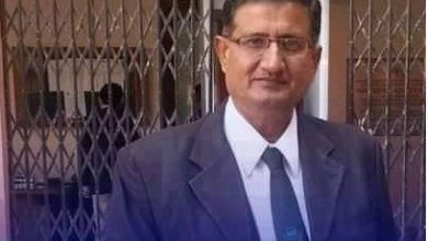Photo of Veteran Lawyer President District Bar Council Thatta Ahmed Halo Dies of COVID-19