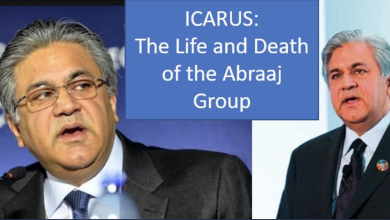 Photo of Explosive book shows the 'other side' of Abraaj's fall
