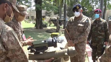 Photo of COAS General Bajwa visits Corps Headquarters Mangla