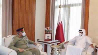 Photo of COAS General Bajwa discuss Afghan peace process with Qatari leadership