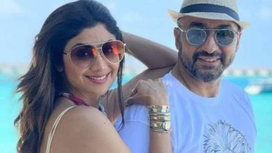 Photo of Shilpa Shetty's husband arrested for allegedly making pornographic films