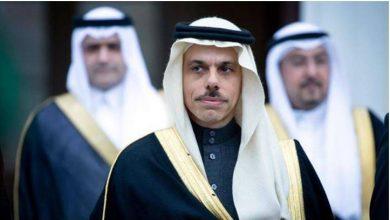 Photo of Saudi foreign minister to visit Pakistan tomorrow