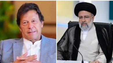 Photo of PM Imran Khan calls Iran's President Ebrahim Raisi