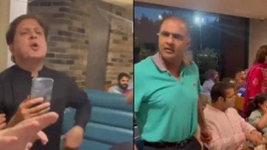 Photo of Turkish restaurant clarifies that PML-N's Abid Sher Ali didn't jump the queue