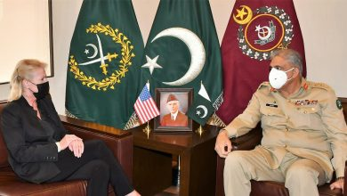 Photo of COAS, US Charge d' Affairs discuss matters of mutual interest
