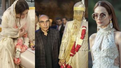 Photo of Alyzeh Zoraiz confirms marriage with Malik Riaz's grandson