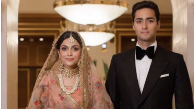 Photo of Junaid Safdar enters into a matrimonial bond with Ayesha Saif