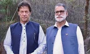 Photo of PM Imran Khan nominates Abdul Qayum Niazi as PTI's candidate for AJK PM