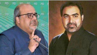 Photo of PM's aide on accountability Shahzad Akbar accepts Nazir Chohan's apology