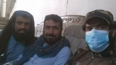 Photo of Pakistani journalists who were considered spies by the Taliban were detained & tortured