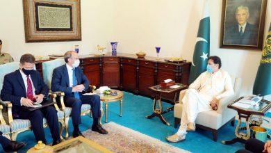 Photo of British foreign secretary calls on Prime Minister Imran Khan