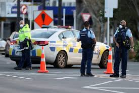 Photo of Man shot dead by police, six injured, after terror attack in Auckland