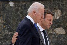 Photo of France recalls ambassadors from US, Australia amid submarine deal