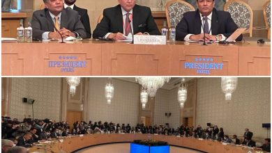 Photo of 'Conspicuous' absence of US from Russia's talks on Afghanistan