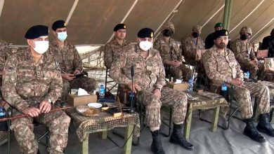Photo of COAS General Bajwa visits Southern Command headquarters